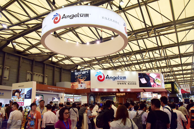 Global Intelligence Baking Service: Angel Yeast Participated in Bakery China 2016