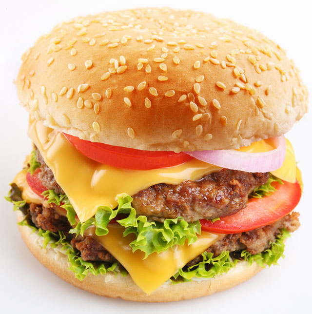 Recipe: Hyper-Elasticity Hamburger
