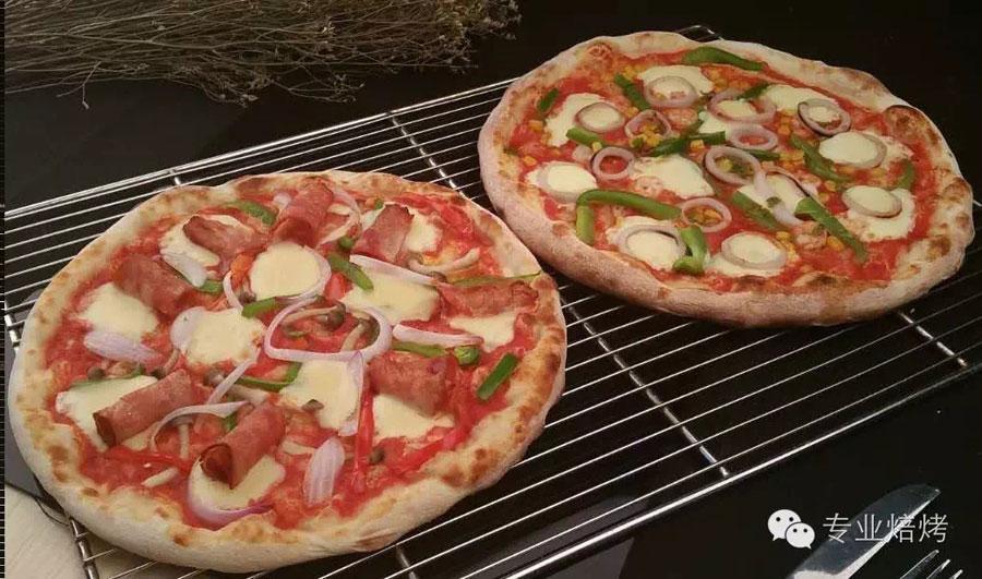 [Recipe] Naples thin pancake pizza