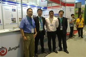 Angel Animal Nutrition attends the 26th National Hog Convention and Trade Exhibition in Philippines