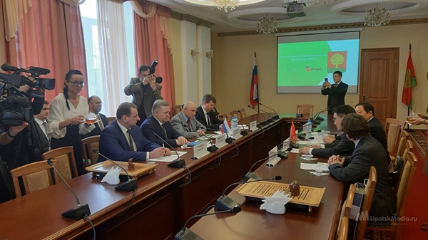 Angel will invest 6.8 billion rubles in the production development in Russia