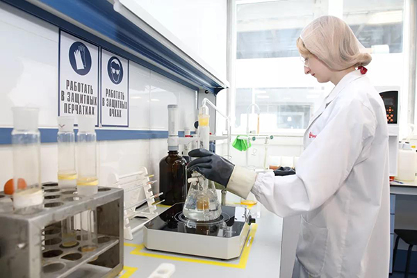 Angel Yeast (Russia) Plant officially went into production