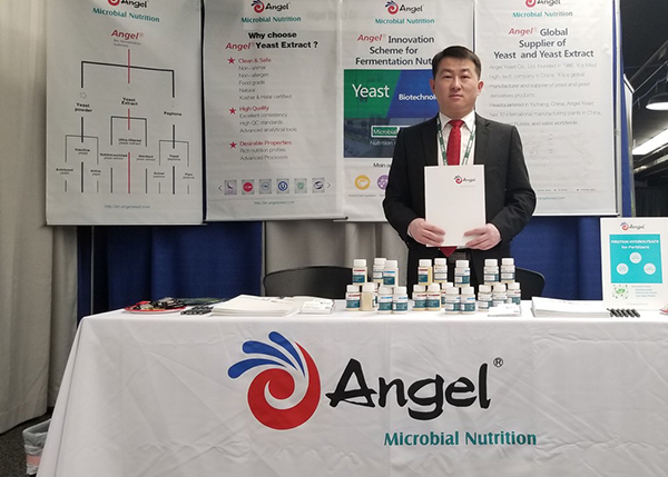 Angel Yeast attend  Biocontrols USA West