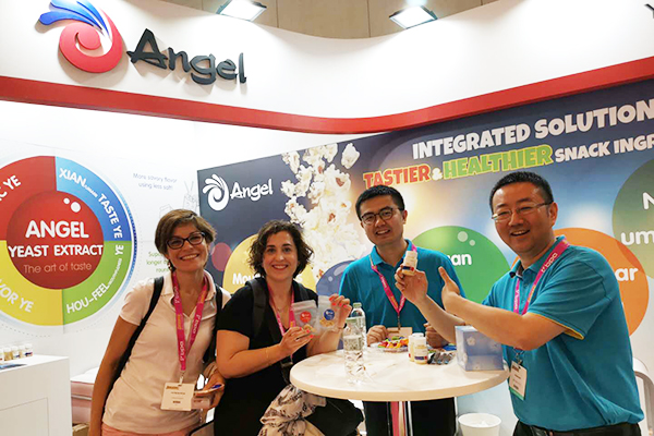 ANGEL YE AT SNACKEX2019