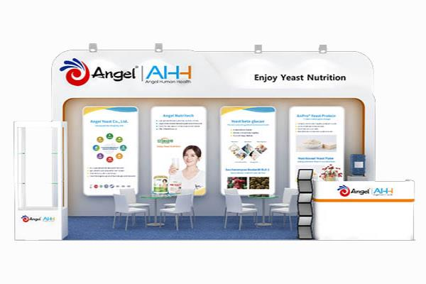 Welcome to Angel Yeast Booth No. I30, Vitafood Asia 2019
