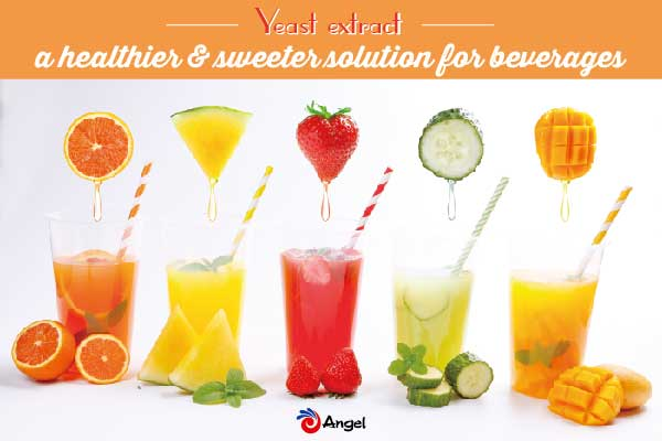 LESS SUGAR. MORE FLAVOR. A natural flavor-enhancing solution for sugary drinks