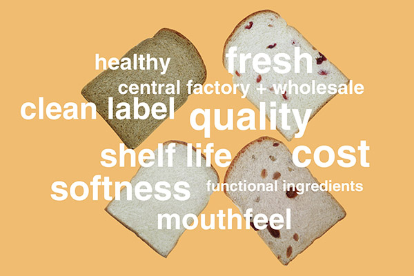 Key Point of Industrial Bread is Quality